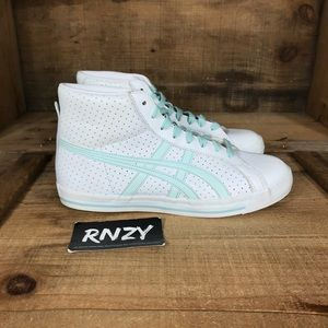 Onitsuka Tiger by Asics Fabre High Top Turquoise